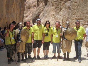 Besuch in Petra